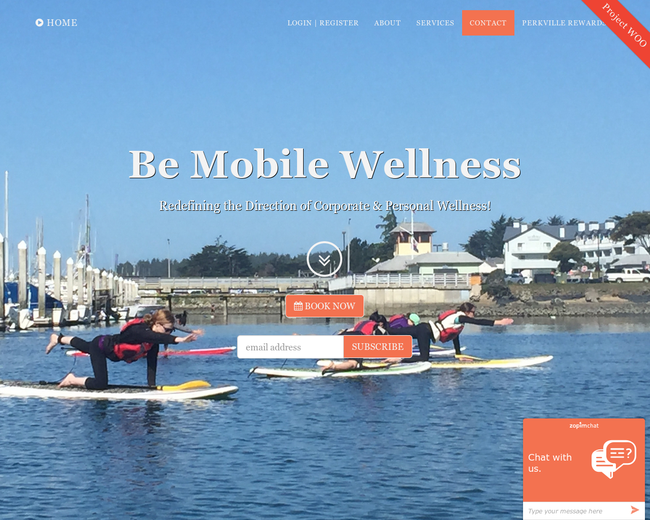 Be Mobile Wellness