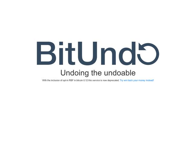 BitUndo