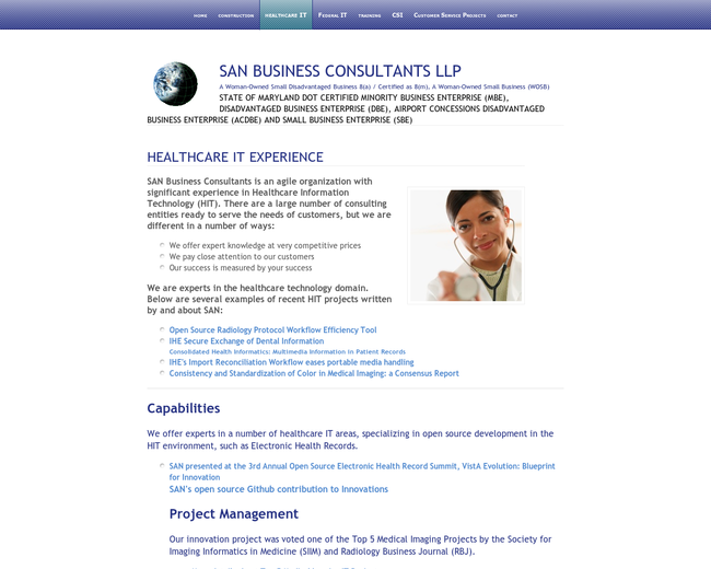 S.A.N. Business Consultants