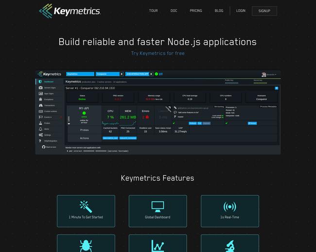 Keymetrics