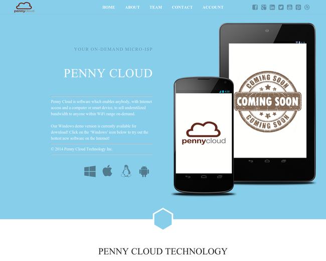 Penny Cloud Technology