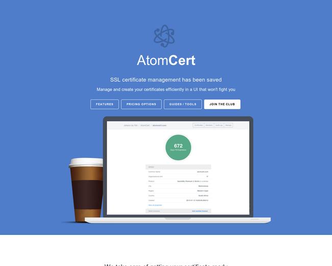 AtomCert