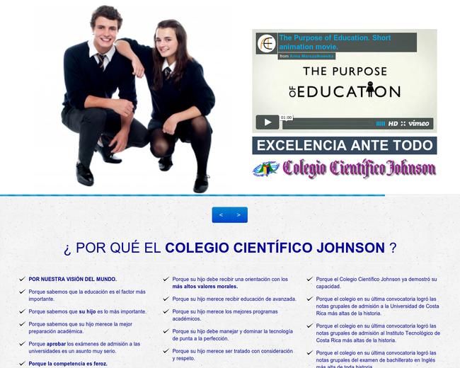 Colegio Científico Johnson