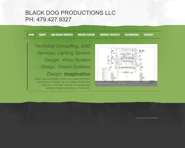 Black Dog Productions