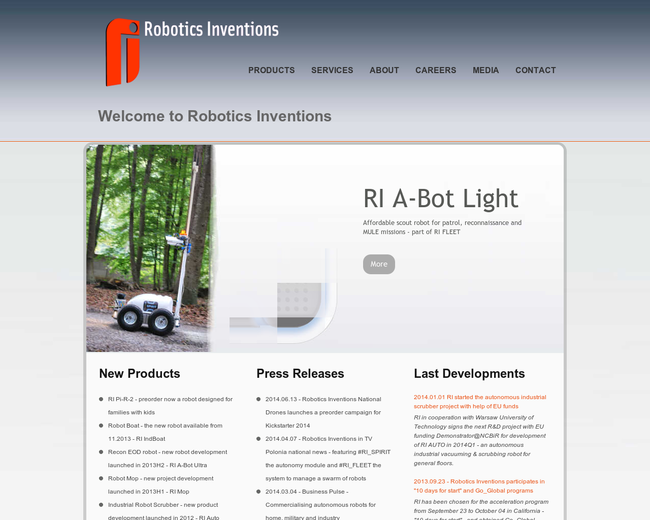 Robotics Inventions