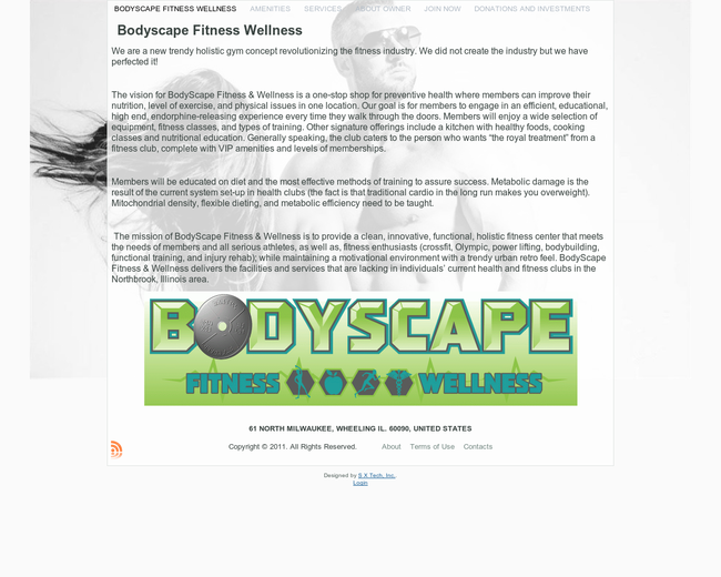 Bodyscape Fitness and Wellness