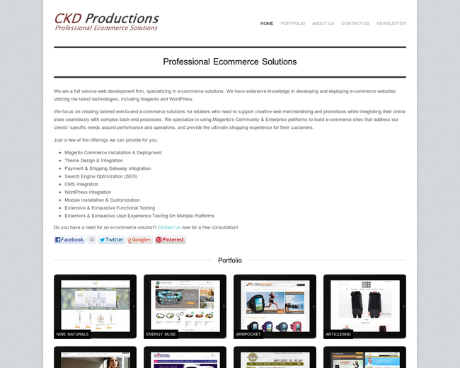 CKD Productions