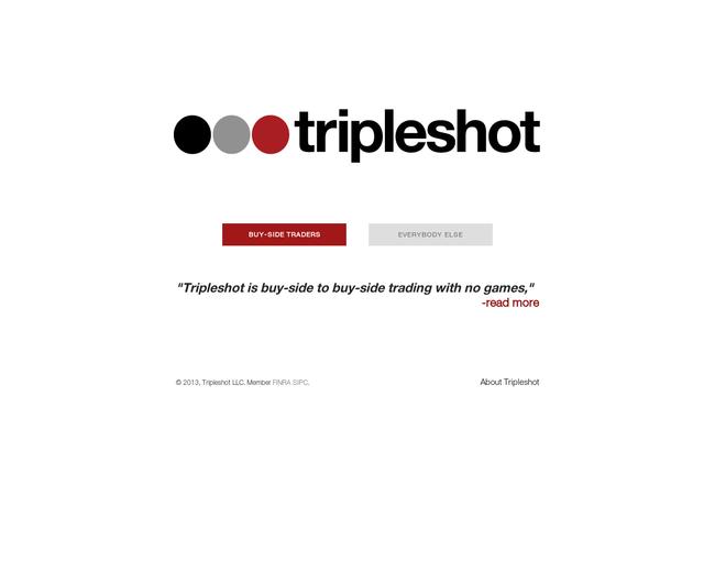 Tripleshot