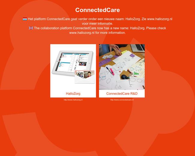 connectedcare services