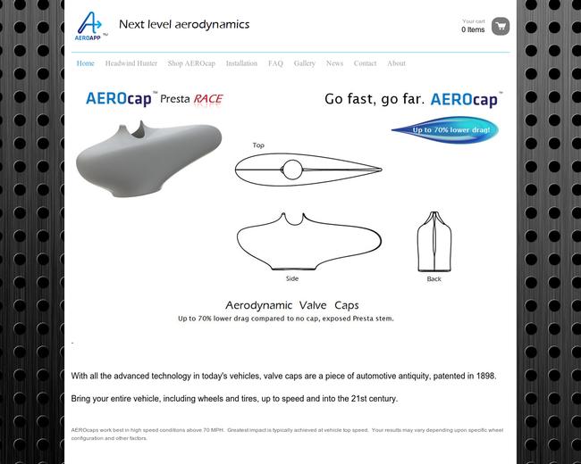 AeroApp (Aerodynamic Applications)