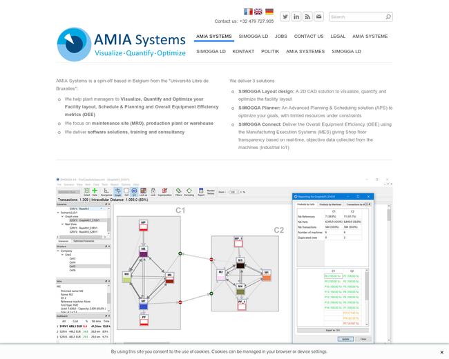AMIA Systems
