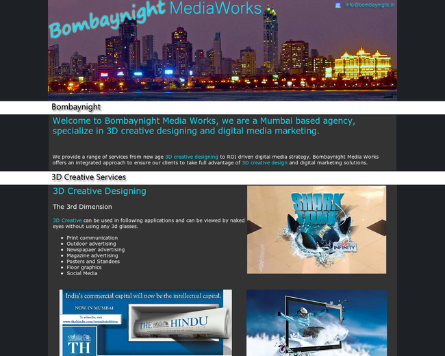 Bombaynight Media Works