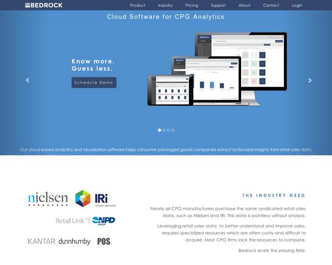 Bedrock Analytics