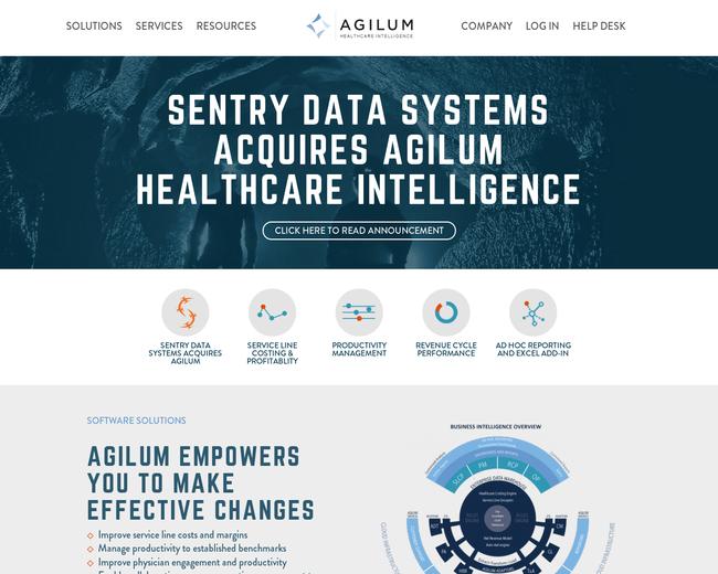 Agilum Healthcare Intelligence