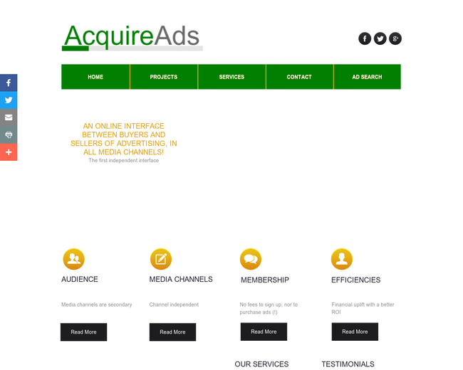 AcquireAds.com