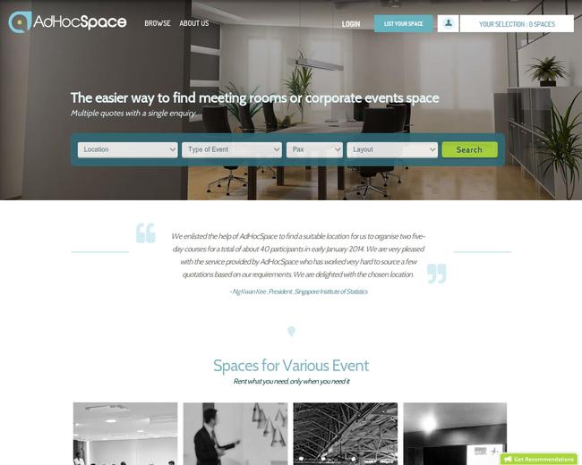 AdHocSpace