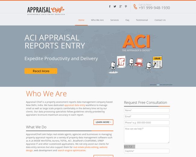Appraisal Chief