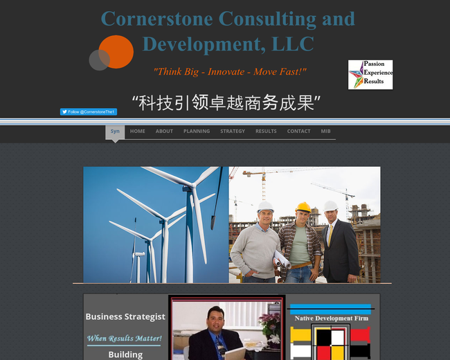 Cornerstone Consulting and Development