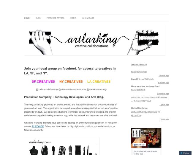 Artlarking
