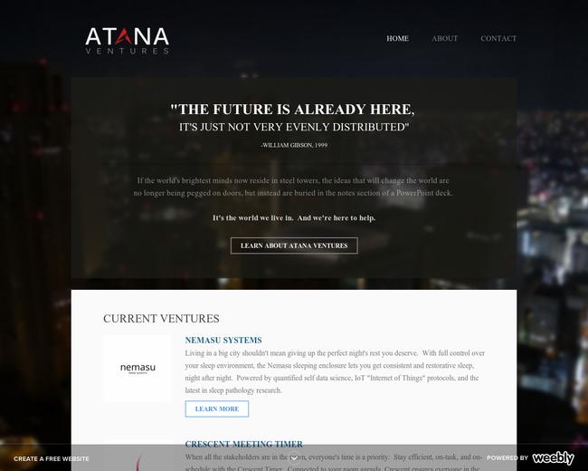 Atana Ventures