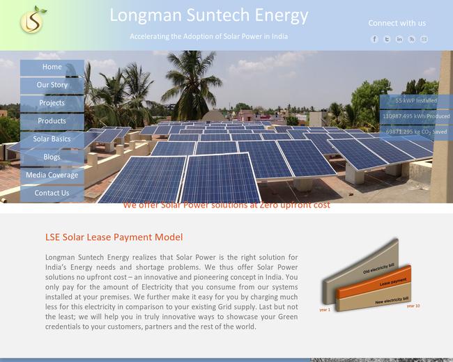 Longman Suntech Energy Pvt.