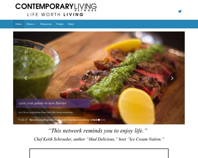 Contemporary Living Network