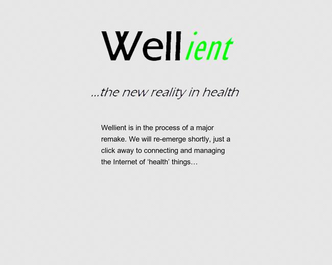 Wellient