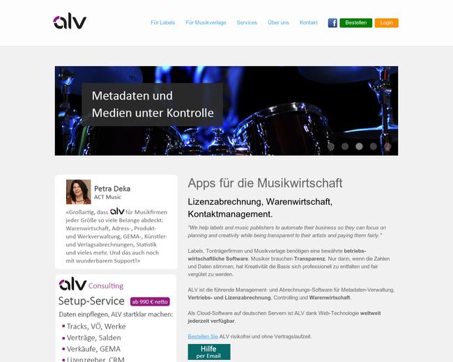 ALV Software