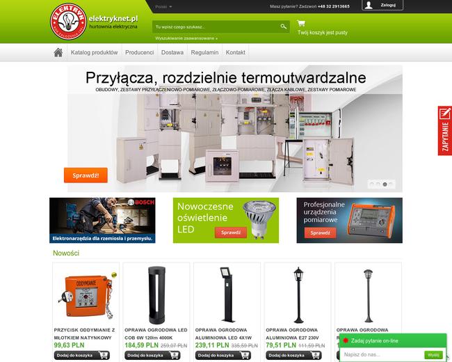 P.H.U. ELEKTRYK net