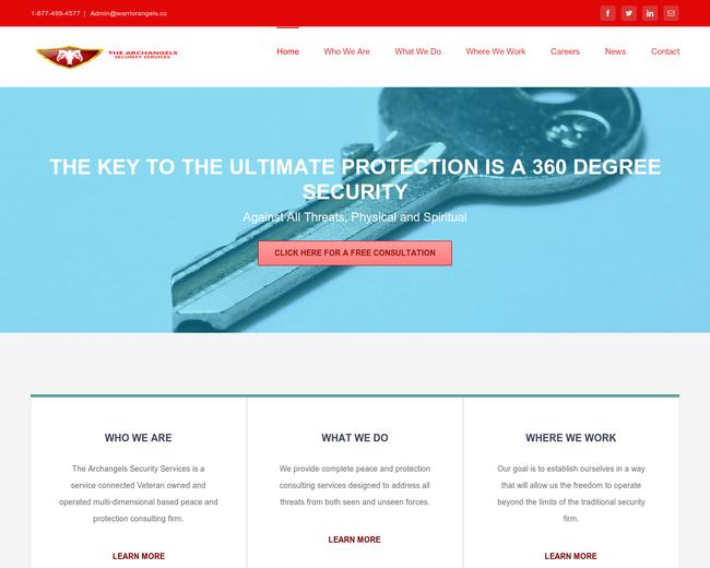 Archangels Security Services