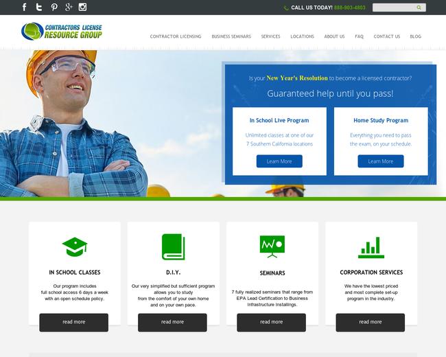 Contractors License Resource Group