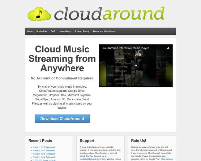 CloudAround
