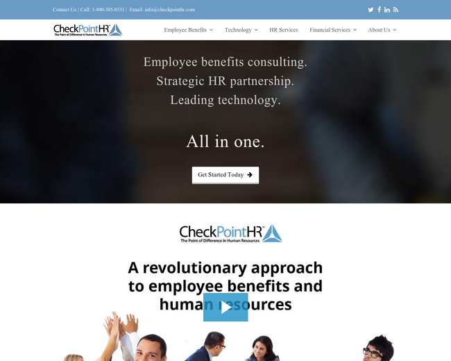 CheckPoint HR