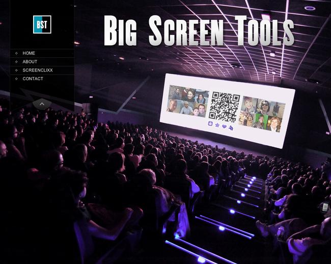 Big Screen Tools