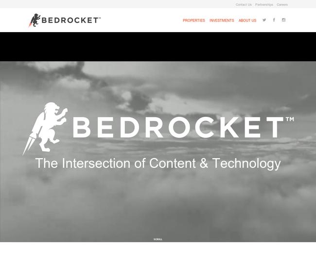Bedrocket Media Ventures