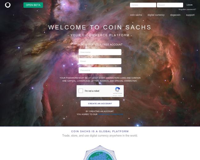 Coin Sachs