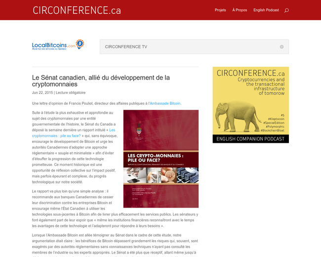 Circonference
