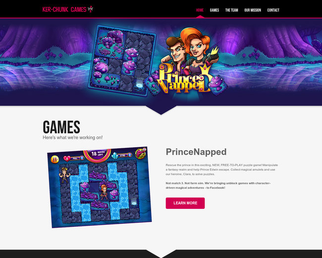 Ker-Chunk Games