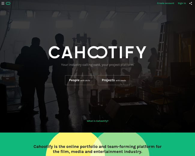 Cahootify