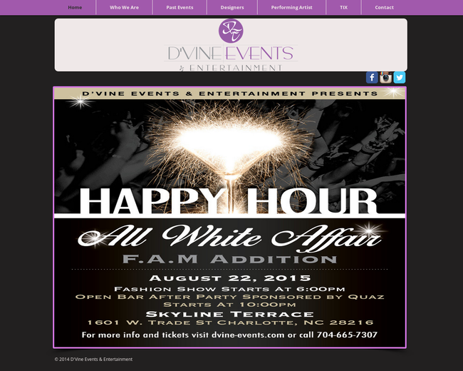 D'Vine Events & Entertainment