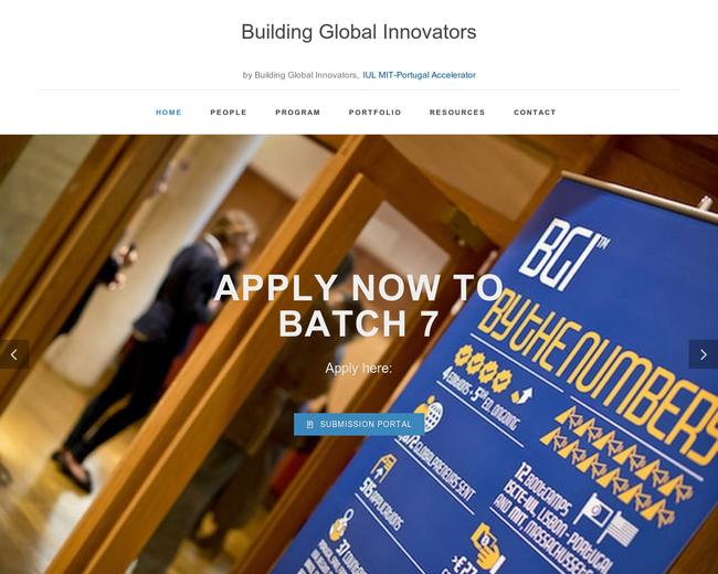 Building Global Innovators