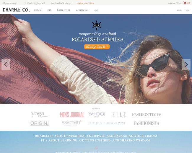 Dharma Eyewear Company