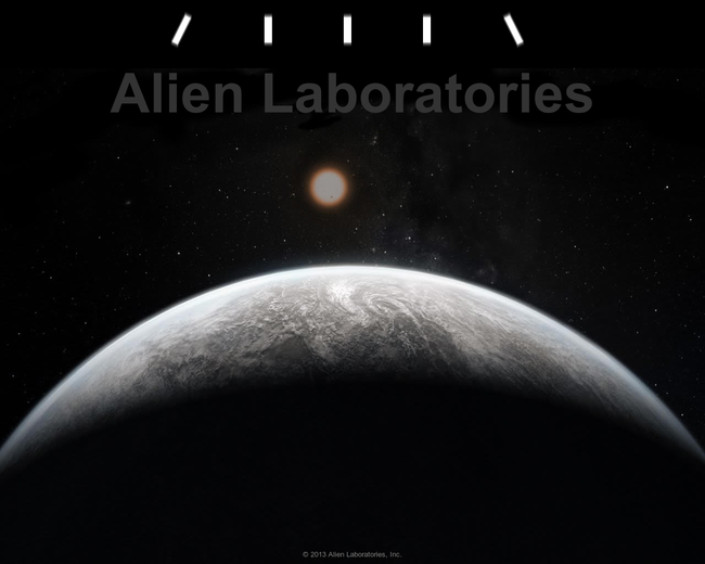 Alien Laboratories