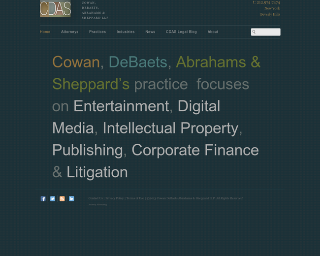 CDAS Venture Law Group