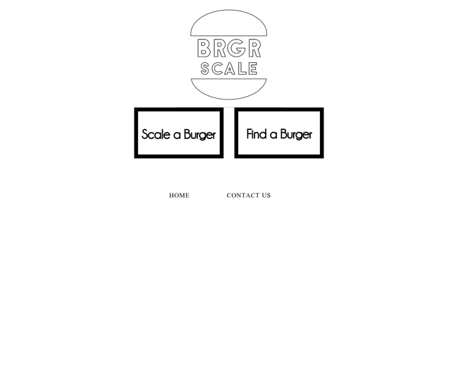 Brooks Burger Scale
