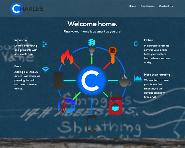 CHARLES Home Automation