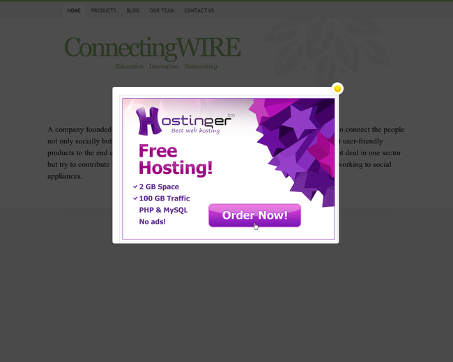ConnectingWIRE