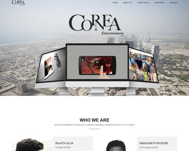 Cornea Entertainment Private