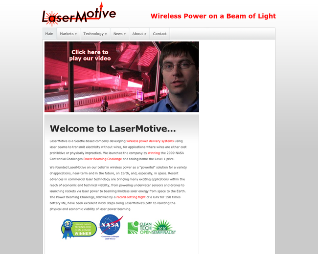 LaserMotive