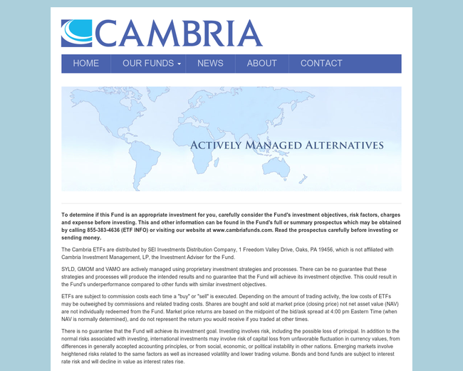 Cambria Funds